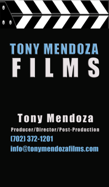 Tony Mendoza Films