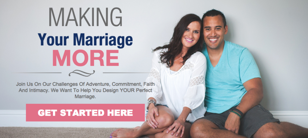 Making Your Marriage More