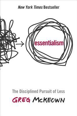 Essentialism by Grerg McKeown