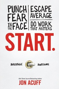 Start by Jon Acuff